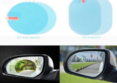 Anti Shock Screen Protector Rearview Mirror Film Protect Your Vision On Bad Weather